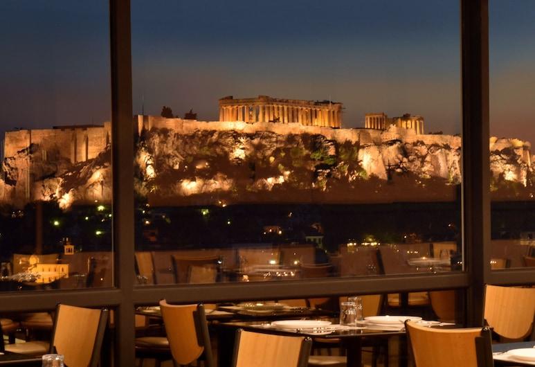 Astor Hotel, Athene, Terras