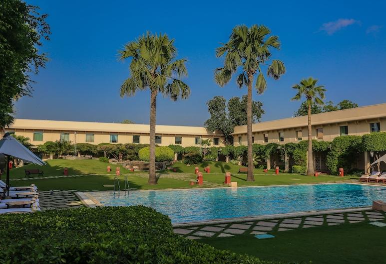 Trident, Agra, Agra, Jardim
