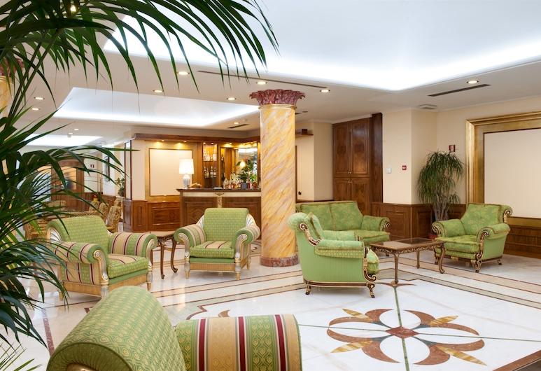 Marconi Hotel, Milaan, Zitruimte lobby