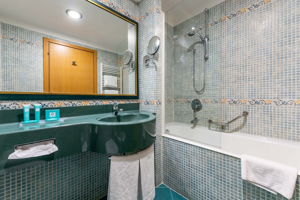 Kamar Standar, 1 Tempat Tidur King - Kamar mandi