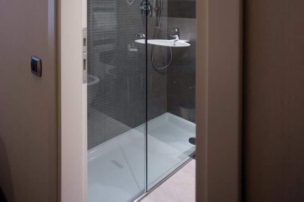 Standardní pokoj s dvojlůžkem (Small) - Koupelna