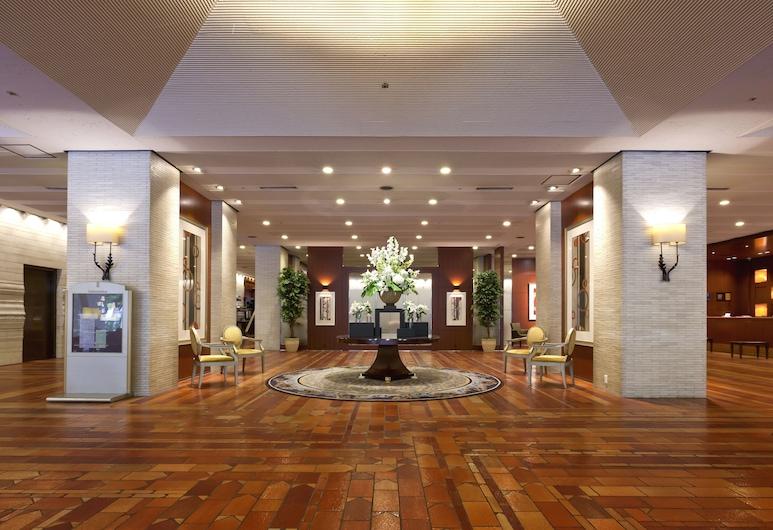 Nagoya Kanko Hotel, Nagoya, Lobby