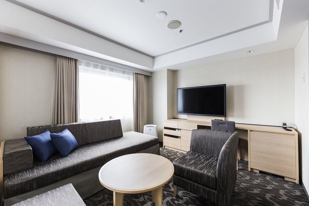 ห้องซูพีเรียสำหรับสี่ท่าน, ปลอดบุหรี่, ติดภูเขา (for 4 persons, 13th-14th Floor) - ห้องพัก