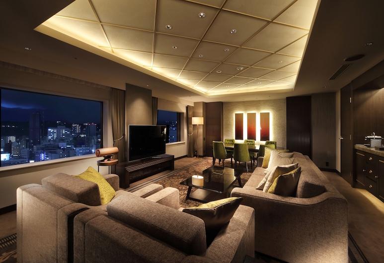 Hotel Metropolitan Sendai, Sendai, Royal suite, za nepušače, Soba za goste