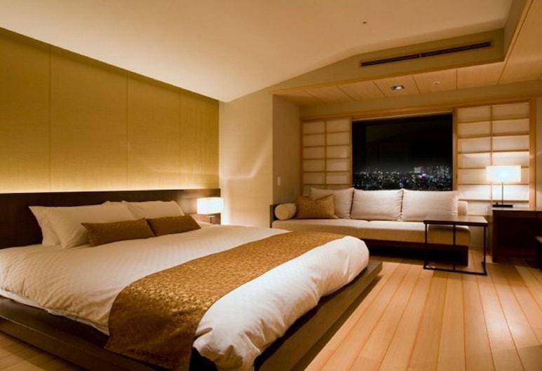 โรงแรมอีสต์ 21 โตเกียว, โตเกียว, ห้องดีไซน์, ปลอดบุหรี่ (Tokyo Skytree View), ห้องพัก