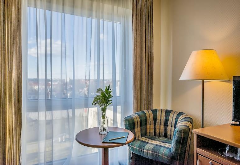 Grata by Centrum Hotels, Vilnius, Standardní pokoj s dvojlůžkem nebo dvěma jednolůžky, Výhled z pokoje