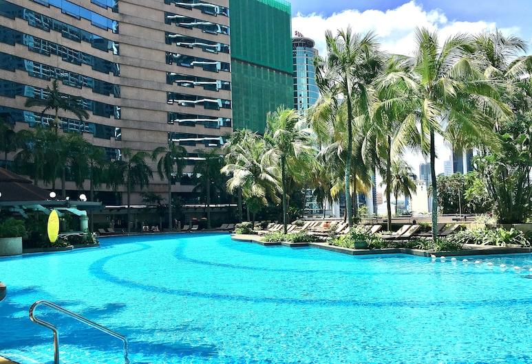 Renaissance Kuala Lumpur Hotel, Kuala Lumpur, Välibassein