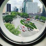Superior-Zimmer - Blick auf die Straße