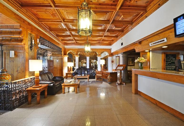 Hotel PF, Mexiko-Stadt, Lobby