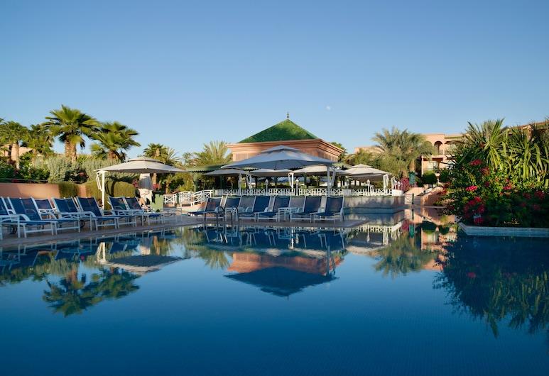 Palmeraie Palace, Marrakech, Otel Sahası