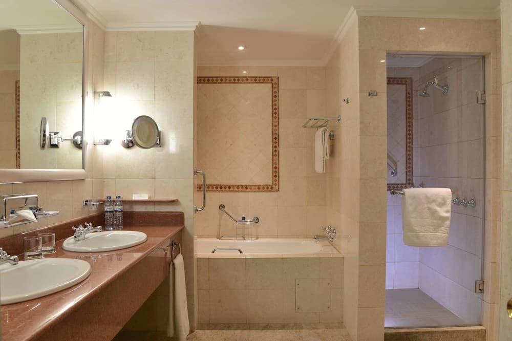 Studio, 1 Katil Kelamin (Double) - Bilik mandi