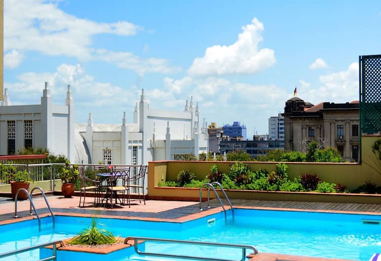 Pestana Rovuma, Maputo, Exercise/Lap Pool