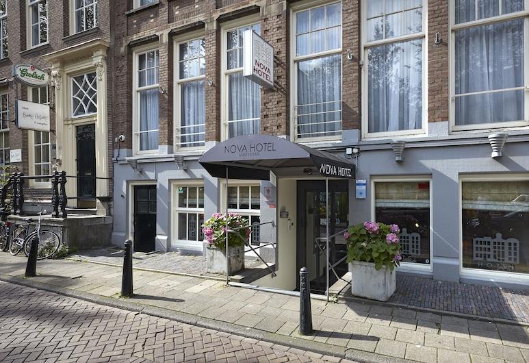 Hotel Nova, Amsterdam, Hoteleingang