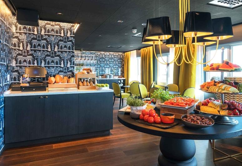 Thon Hotel Orion, Bergen, Bar del hotel