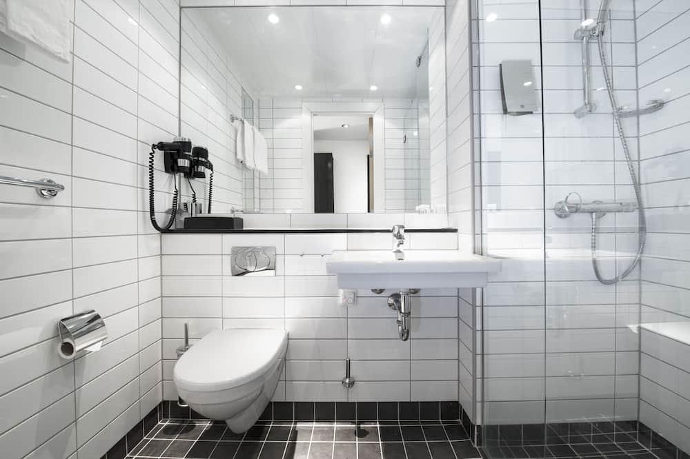 Standaard kamer, 1 eenpersoonsbed, niet-roken - Badkamer