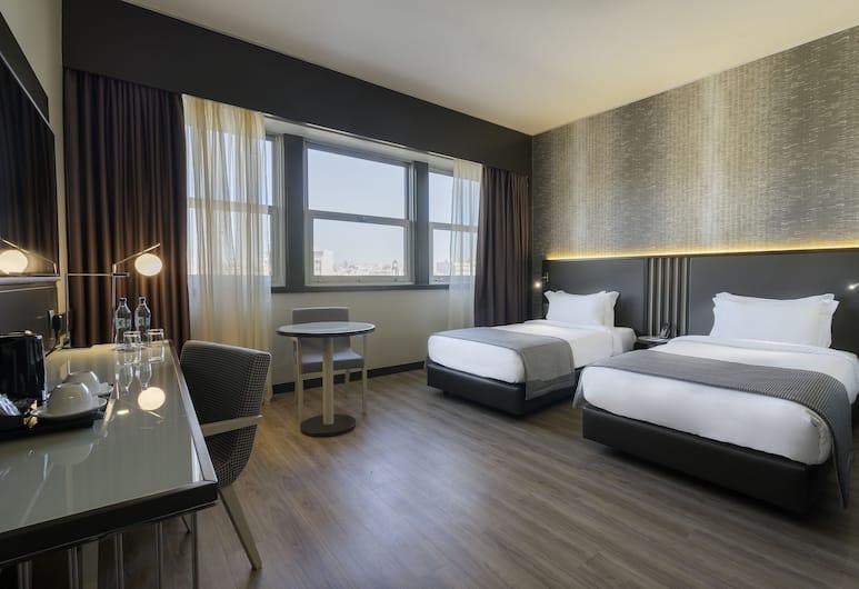 里斯本 HF 菲尼克斯酒店, 里斯本, 舒適雙床房, 客房
