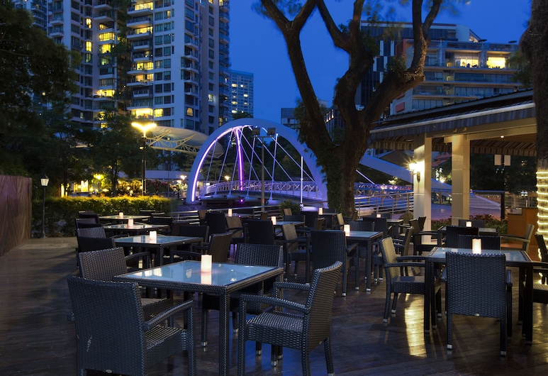 Four Points by Sheraton Singapore, Riverview, Singapore, Terrace/Patio