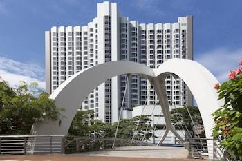 新加坡新加坡河景喜來登福朋飯店的相片