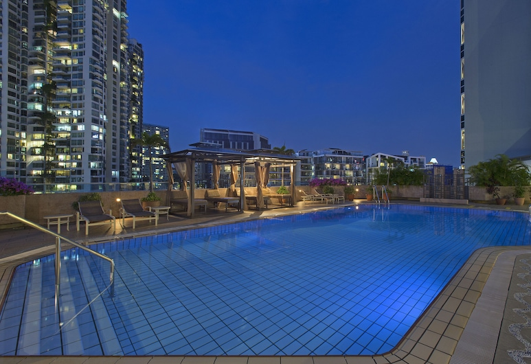 Four Points by Sheraton Singapore, Riverview (SG Clean), Singapore, Outdoor Pool