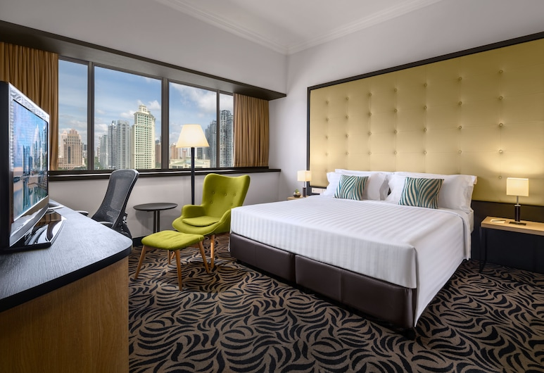 Furama RiverFront, Singapore, Executive Suite, Guest Room