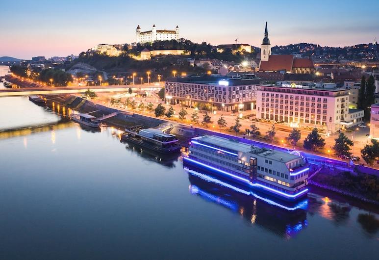 Devin Hotel, Bratislava, Skats uz apkārtni