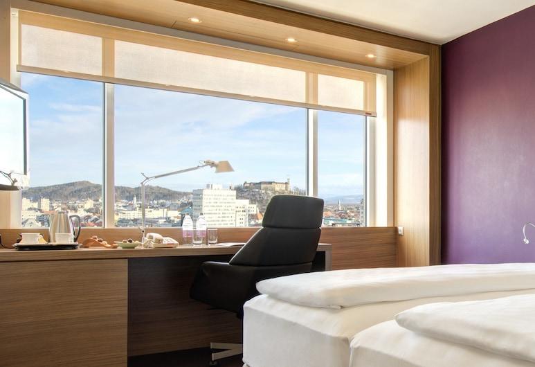 Hotel Lev, Ljubljana, Zweibettzimmer, Zimmer