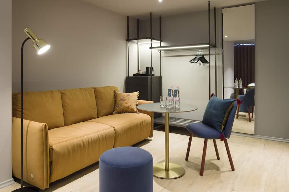 프리미어 스위트 - 거실 공간