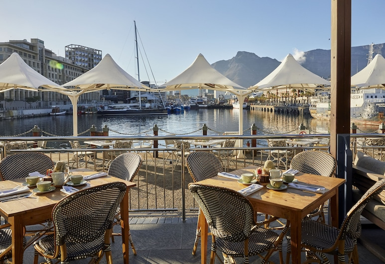 Victoria & Alfred Hotel, Cape Town, Outdoor Dining