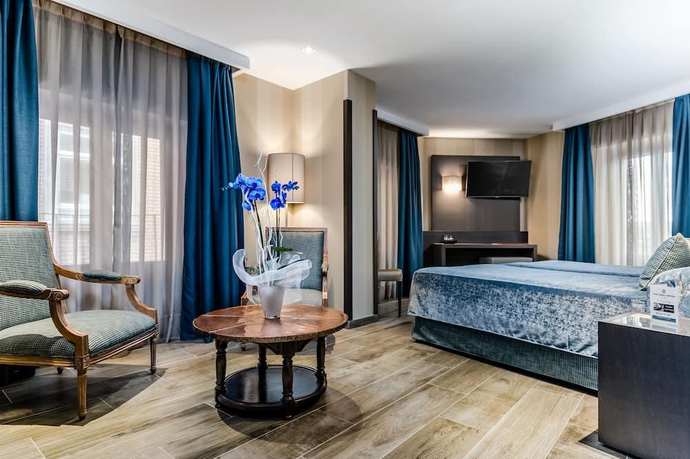 Suite - Woonkamer