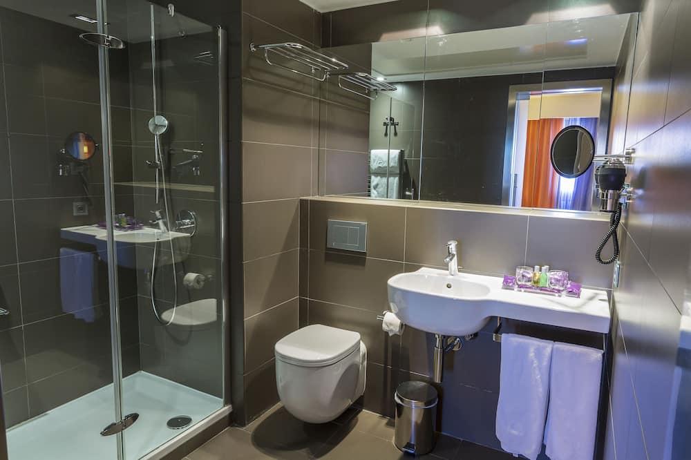 Habitación doble de uso individual - Baño