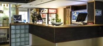 Halmstad — zdjęcie hotelu Hotell Amadeus