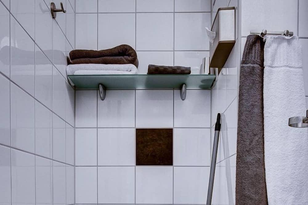 Phòng đơn Economy, 1 giường đơn - Phòng tắm