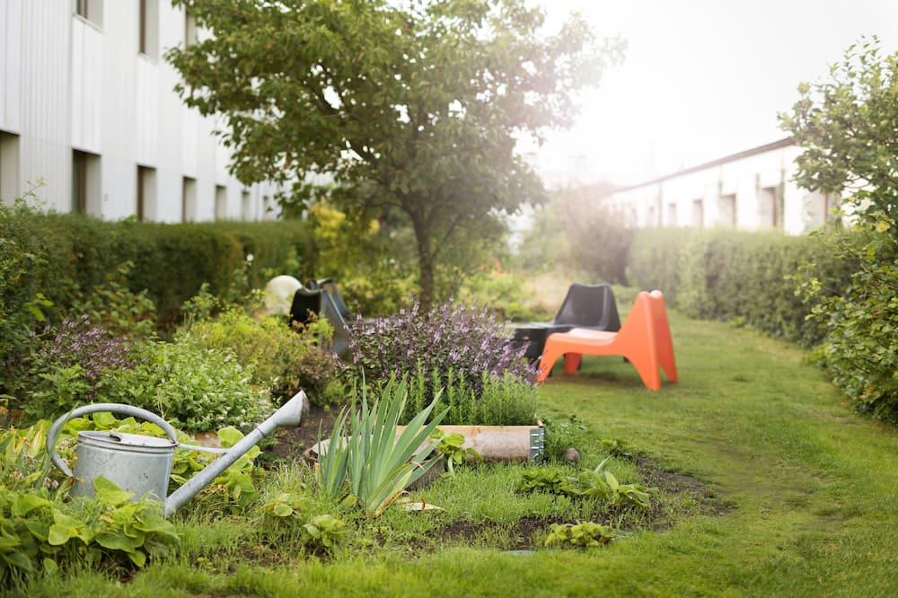 Superior dubbelrum eller tvåbäddsrum - Utsikt mot trädgården