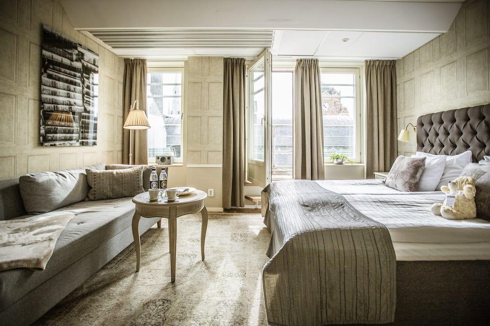 Superior Room Plus, Balcony - Camera