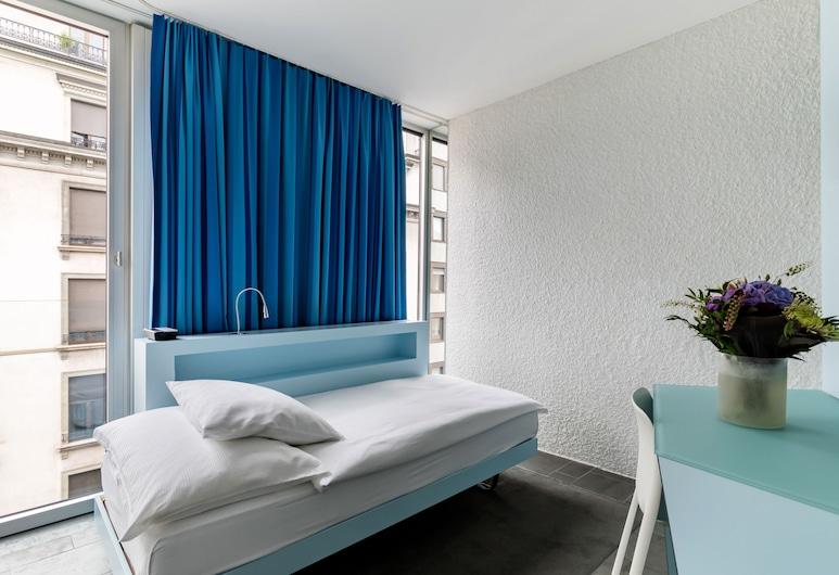 ホテル クリスタル, ジュネーヴ, シングルルーム, 部屋