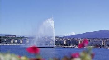 Foto van Hotel d'Angleterre Geneva in Genève