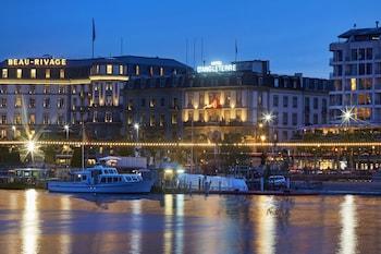 ジュネーヴ、ホテル ダングレテール ジュネーブの写真