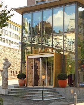 Nuotrauka: Hotel du Theatre by Fassbind, Ciurichas