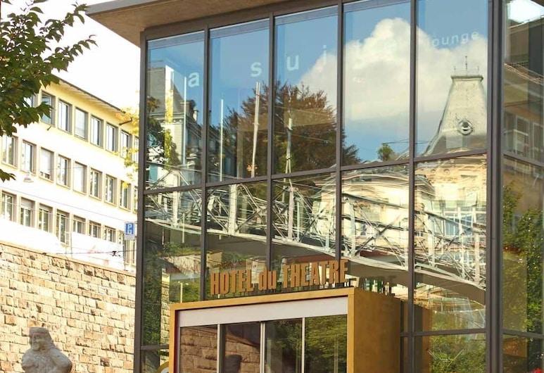 Hotel du Theatre by Fassbind, Zürich, Hotel Entrance
