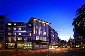 취리히의 호텔 슈터르넨 올리콘 사진