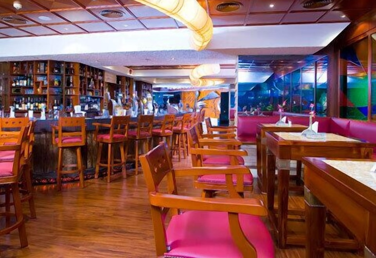 Imperial Suites Hotel, Dubai, Bar Hotel