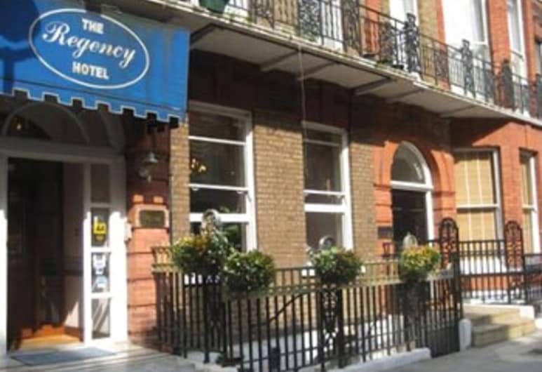 Regency Hotel Westend, London, Fassaad