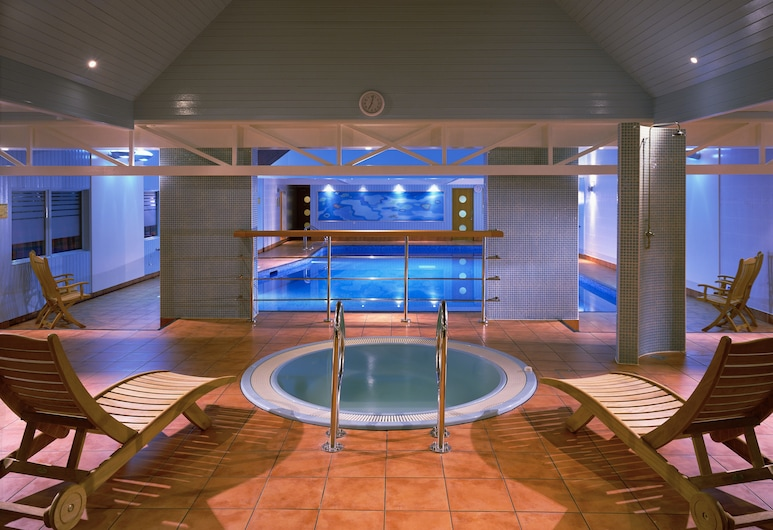 Meon Valley Hotel, Golf & Country Club, Southampton, Indoor Pool
