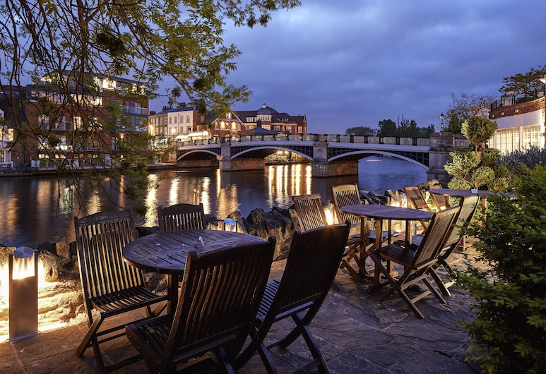 Sir Christopher Wren Hotel and Spa, Windsor, Terrace/Patio