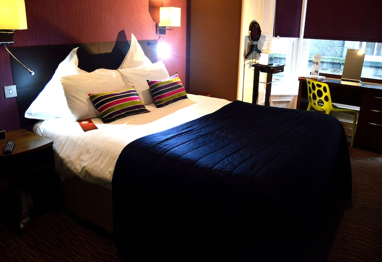 Carmelite Hotel, BW Signature Collection, Aberdeen, Standard Double Room, Guest Room