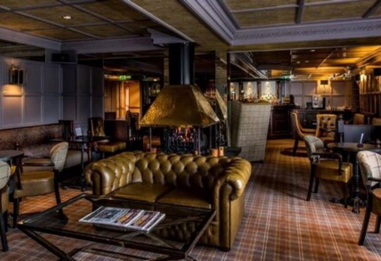Craighaar Hotel, Aberdeen, Salón lounge del hotel