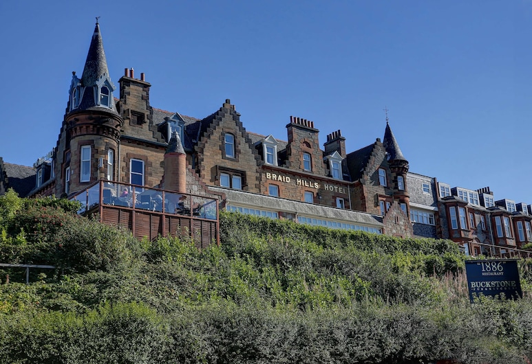 Best Western Edinburgh South Braid Hills Hotel, Edinburgh, Exterior
