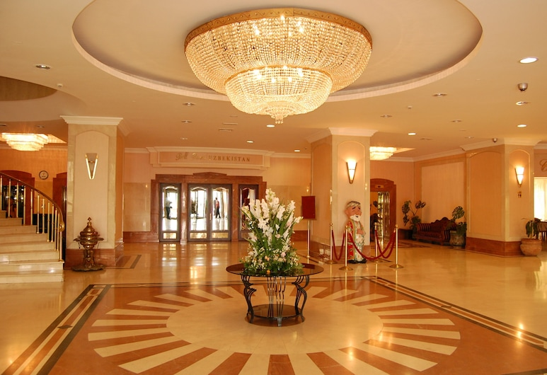 Hotel Uzbekistan, Tashkent, Hall