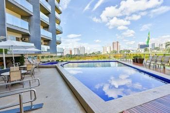 Picture of Manhattan Plaza in Brasilia