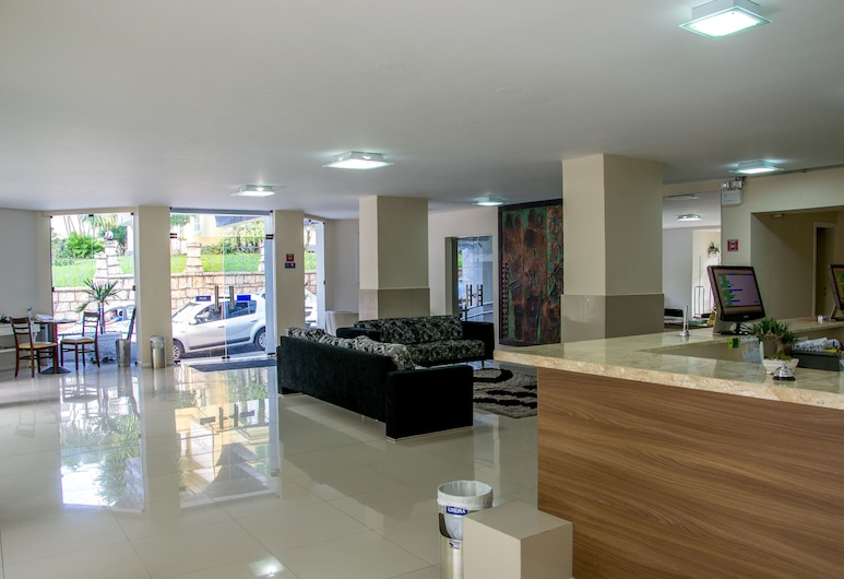 Rede Andrade Floph, Florianopolis, Lobby Sitting Area